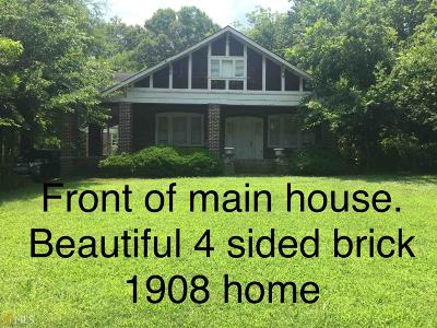 Atlanta Multi Family Home New: 2221 Bolton