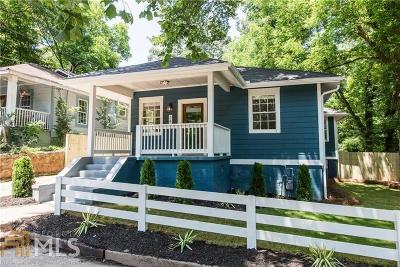 Chosewood Park Single Family Home Under Contract: 348 Elvira St