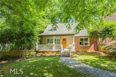 Decatur Single Family Home New: 235 Clarion Ave