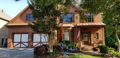 Lawrenceville Single Family Home For Sale: 1073 Lakebend Dr