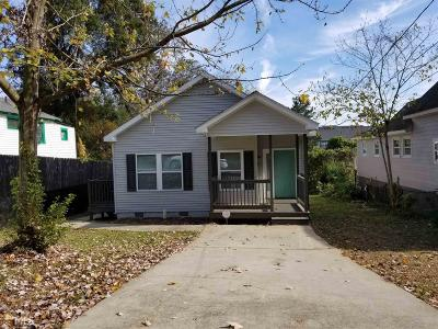 Fulton County Single Family Home Back On Market: 818 SW Welch