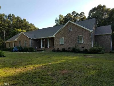 Butts County Single Family Home For Sale: 205 Bob Thomas Rd