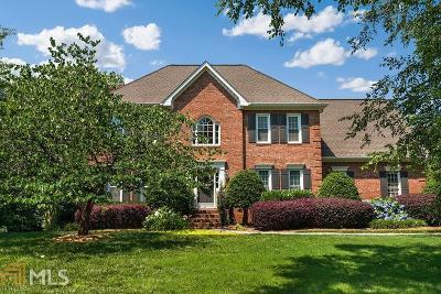 Marietta Single Family Home Under Contract: 753 Sharp Mountain Crk