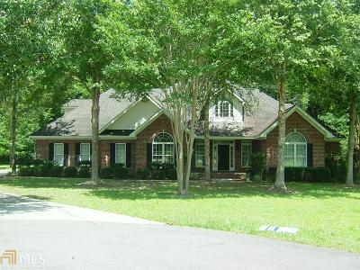 Statesboro Single Family Home For Sale: 2030 Glen Oaks Dr