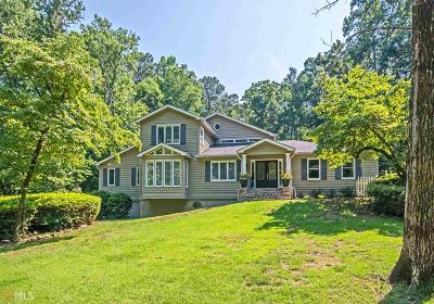 Peachtree City Single Family Home For Sale: 414 N Peachtree Pkwy