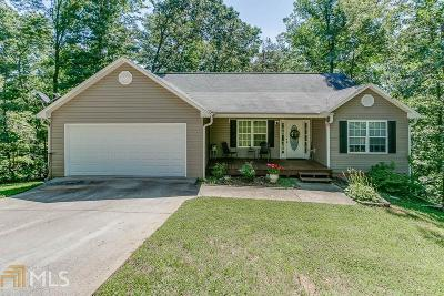 Dahlonega Single Family Home New: 280 Lester Shelton Rd