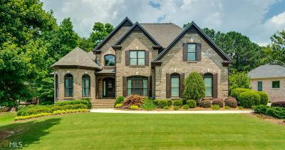 Grayson Single Family Home New: 2634 Chestnut Walk Dr