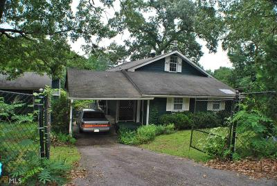 Butts County, Jasper County, Newton County Single Family Home For Sale: 390 South River Dr