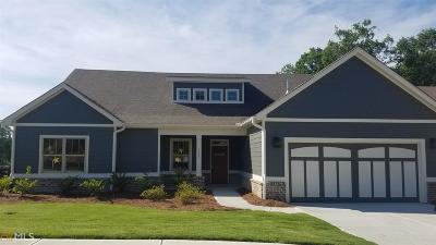 Conyers Single Family Home New: 1557 Renaissance Dr #60