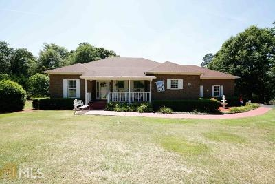 Locust Grove Single Family Home New: 580 Locust Rd
