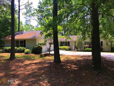 Haddock, Milledgeville, Sparta Single Family Home For Sale: 151 Admiralty Way