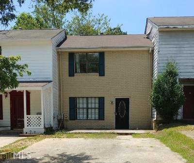 Cobb County Condo/Townhouse Under Contract: 6978 Flagstone Dr