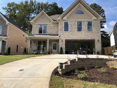 Marietta Single Family Home New: 2593 Gelding Ct