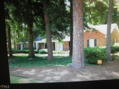 Statesboro Single Family Home For Sale: 112 Woodlawn Dr