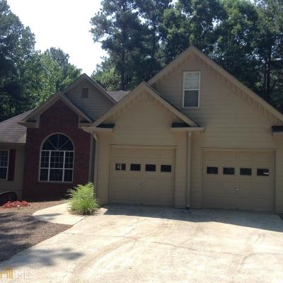 Dacula Single Family Home New: 3081 Luther Wages Rd