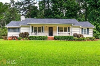 Tyrone Single Family Home Contingent With Kickout: 145 Brooks Dr