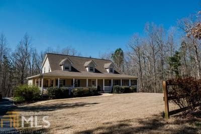 Jasper County Single Family Home New: 784 Lakeview Dr