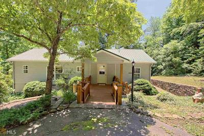 Hiawassee Single Family Home New: 2059 Knob Ln
