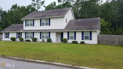 St. Marys Single Family Home New: 302 Sugarmill Blvd