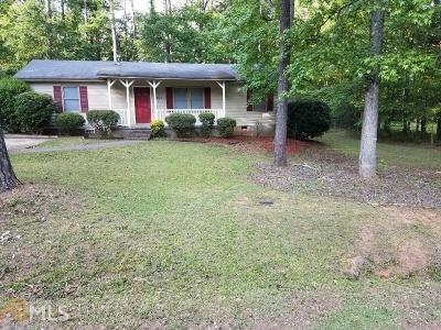 Henry County Single Family Home New: 215 Pleasant Valley Rd