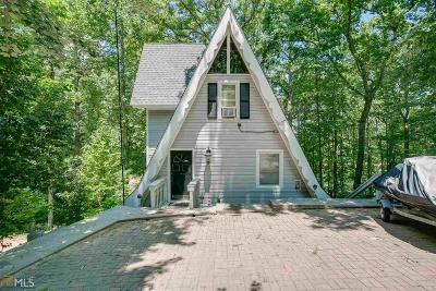 Gainesville Single Family Home Under Contract: 2361 Ford White Rd