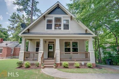 Single Family Home Under Contract: 3109 Dogwood Dr