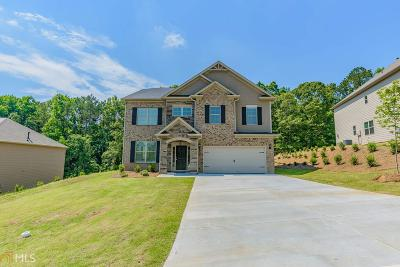 Acworth Single Family Home New: 61 Water Oak Dr