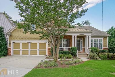 Hoschton Single Family Home For Sale: 6421 Hickory Spring Cir