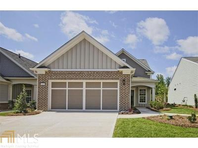 Sun City Peachtree Single Family Home New: 570 Beautyberry Dr