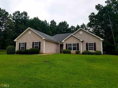 Covington Single Family Home New: 20 Cheyenne Dr