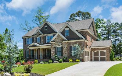 Buford Single Family Home New: 151 Slate Dr