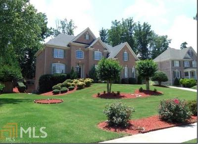 Lawrenceville Single Family Home Under Contract: 1037 Shady Spring Way