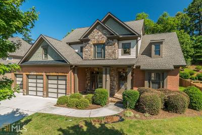 Buford Single Family Home New: 6464 Blue Water Dr