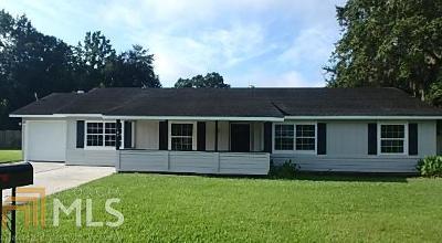 Kingsland GA Single Family Home New: $148,000