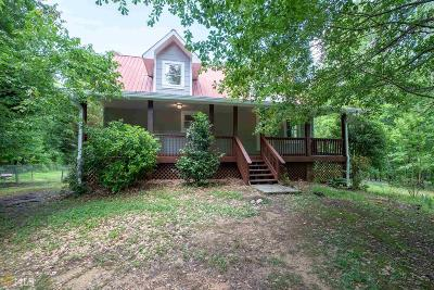 Conyers Single Family Home Under Contract: 2620 NE Glendale Dr