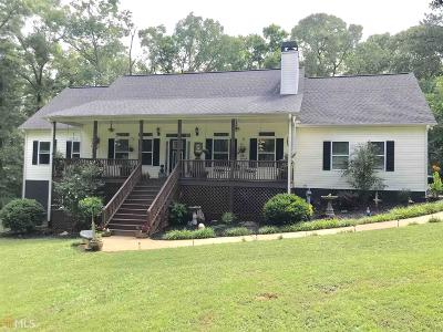 Williamson Single Family Home Under Contract: 1116 Hunter Rd
