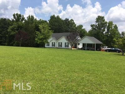 Carrollton Single Family Home Back On Market: 1777 Burwell Mt Zion Rd