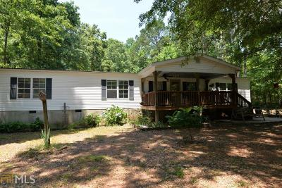 Buckhead, Eatonton, Milledgeville Single Family Home Under Contract: 355 S Steel Bridge Rd #104-1