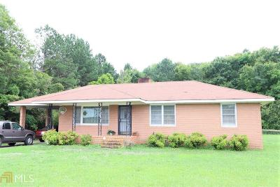Elberton GA Single Family Home Under Contract: $79,900