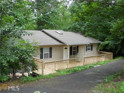 Dahlonega Single Family Home New: 93 Hampton Heath