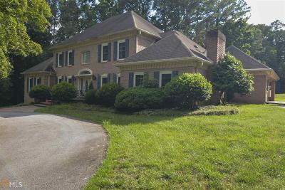 Stone Mountain Single Family Home New: 1642 Silver Hill Rd