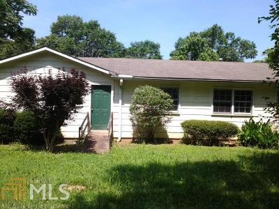 Elbert County, Franklin County, Hart County Single Family Home Under Contract: 195 Evalena