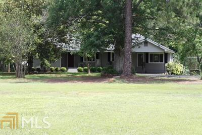 Haddock, Milledgeville, Sparta Single Family Home For Sale: 871 Ga Hwy 49 W