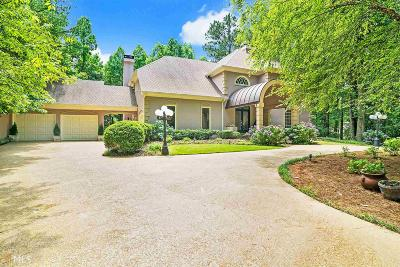 Roswell Single Family Home For Sale: 240 Galsworthy Ct