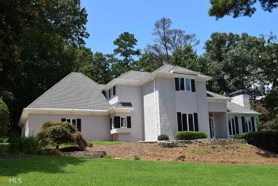 Roswell Single Family Home New: 10450 Turner Rd