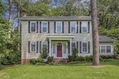 Buckhead, Eatonton, Milledgeville Single Family Home For Sale: 209 Crestview Dr
