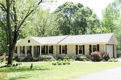 Jefferson Single Family Home For Sale: 2143 Winder Hwy