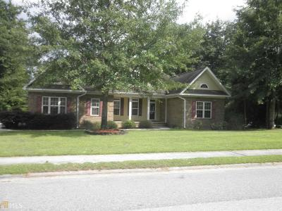 Statesboro Single Family Home For Sale: 334 Myrtle Crossing Dr