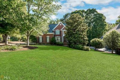 Woodstock Single Family Home New: 813 Clubhouse Pt