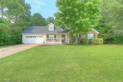 Monroe Single Family Home Under Contract: 1635 Brush Creek Dr